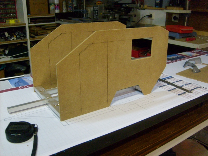 Camper trailer home made  S6300891