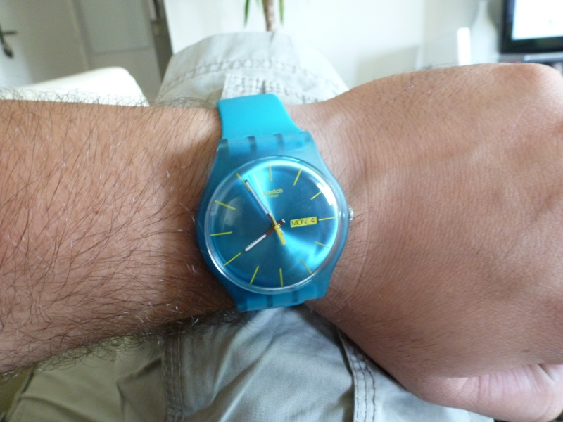Nouvelle Swatch en 41mm. La New Gent. - Page 3 P1000015