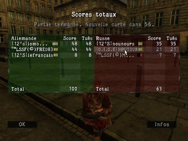 petit tableaux de scores Sniper71