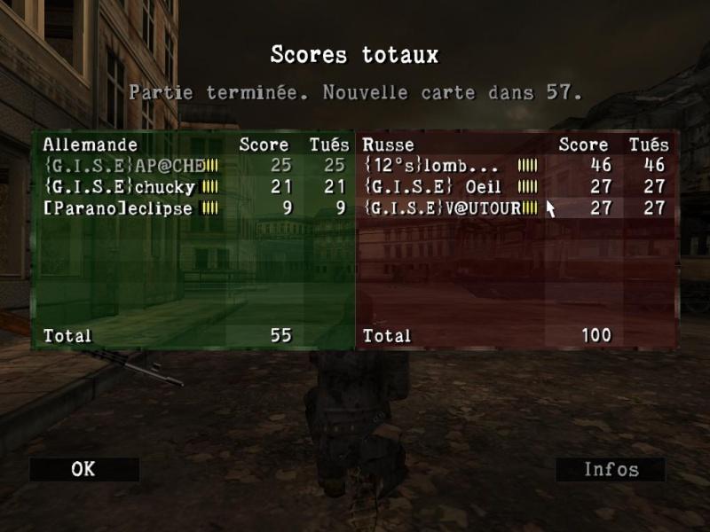 petit tableaux de scores Sniper88