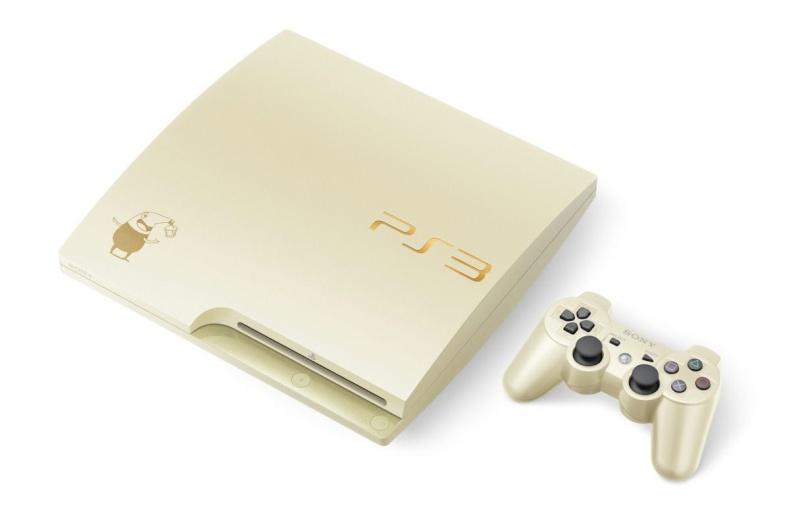 PS3 blanche Ninoku10