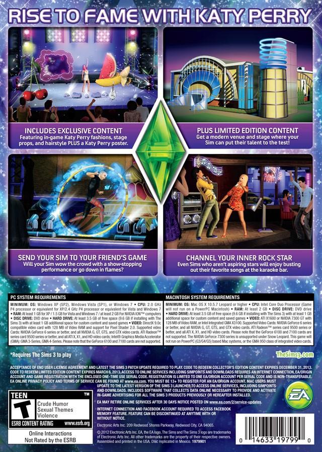 Les Sims™ 3 Showtime - Page 3 67615010