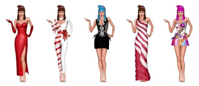 Les Sims™ 3 : Katy Perry Délices Sucrés Kit Delice10