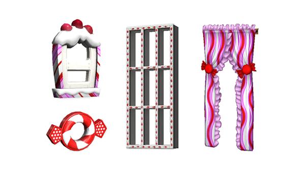 Les Sims™ 3 : Katy Perry Délices Sucrés Kit Sweets14