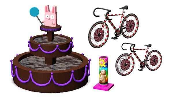 Les Sims™ 3 : Katy Perry Délices Sucrés Kit Sweets16