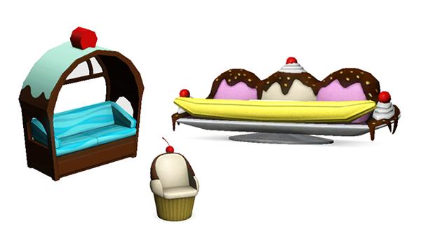 Les Sims™ 3 : Katy Perry Délices Sucrés Kit Sweets17