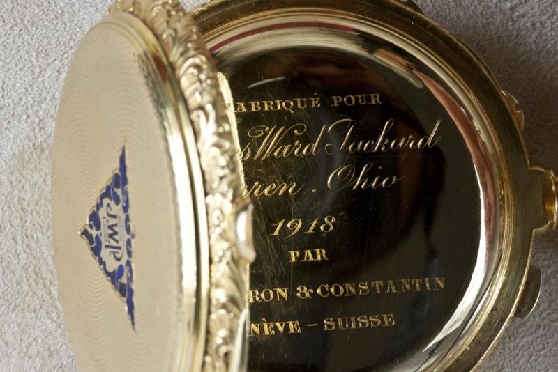 Des montres qui appartiennent à l'histoire ...  Jwp110