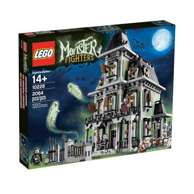 [LEGO] 10228 Monster fighter Galler20