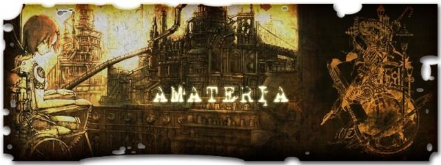 Amateria, entre l'aviation, la mécanique et la piraterie... Banier13