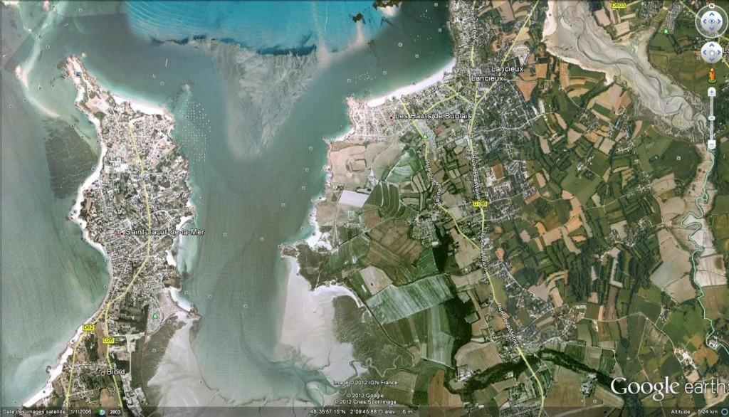 Meilleurs endroits en Bretagne Google11