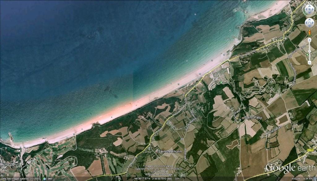 Meilleurs endroits en Bretagne Google13
