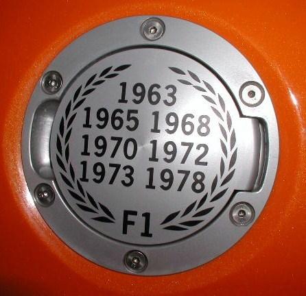 Adesivi Lotus F120wr10