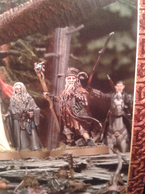 "Nouvelles sorties GW ""The Hobbit"" 20121210"