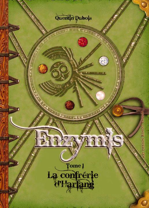 La saga d'Enzymis Couv_q10