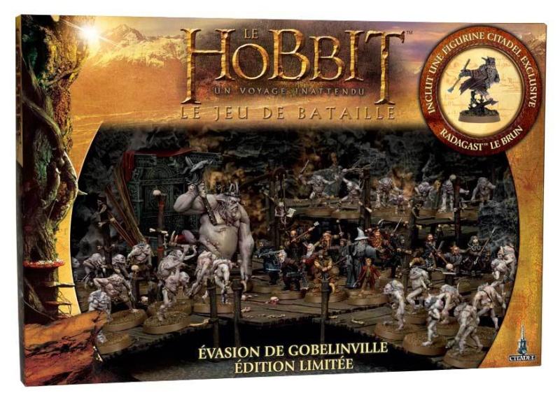 """Nouvelles sorties GW """"The Hobbit"""" M2780310"""