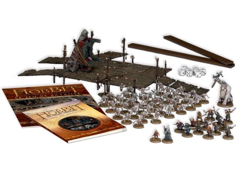 """Nouvelles sorties GW """"The Hobbit"""" M2780313"""