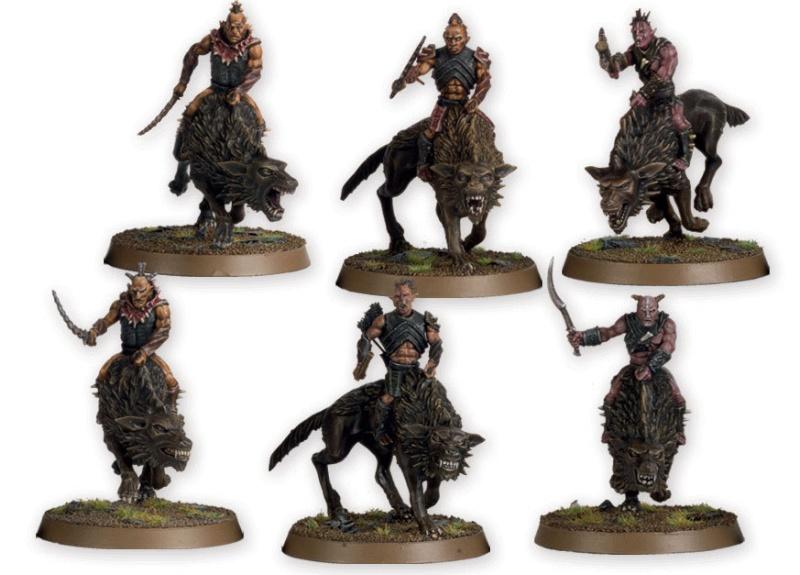 """Nouvelles sorties GW """"The Hobbit"""" M2800010"""