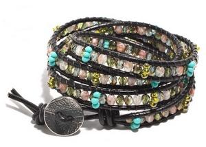 Comment faire un Beaded Wrap Bracelet ? Sans_t10