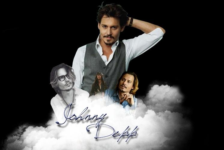 'Tit montage sur Johnny Depp Johnny11