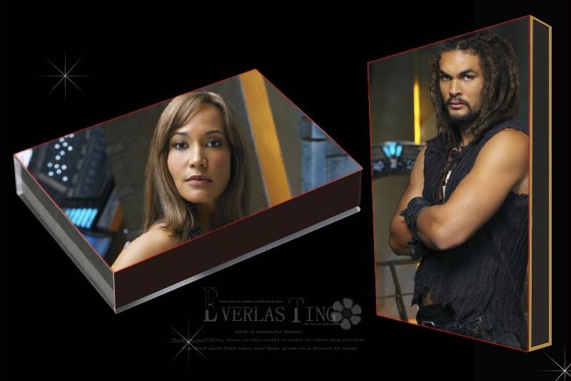 Stargate Atlantis - Divers montages - John/ Rodney - G Sg_910
