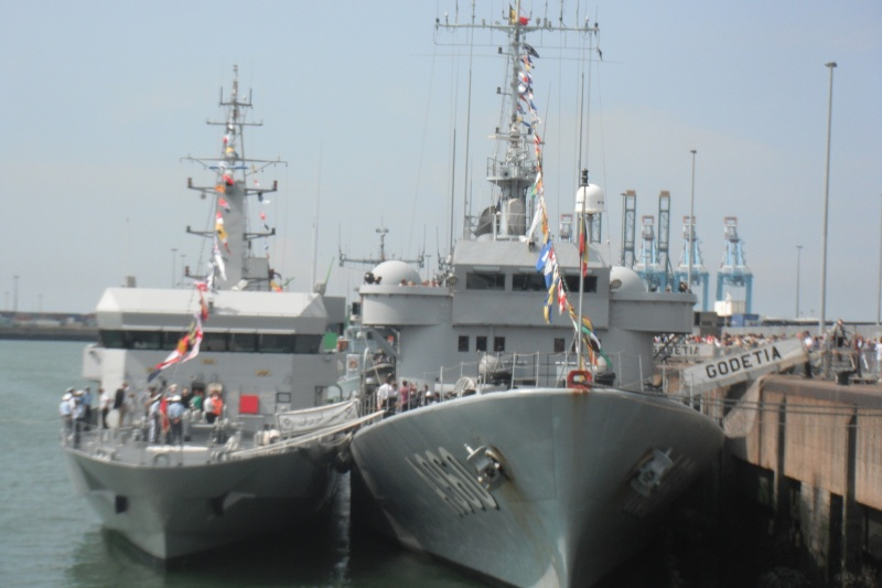 Royal Moroccan Navy OPV-70 / Classe Bir Anzarane Dscf6417