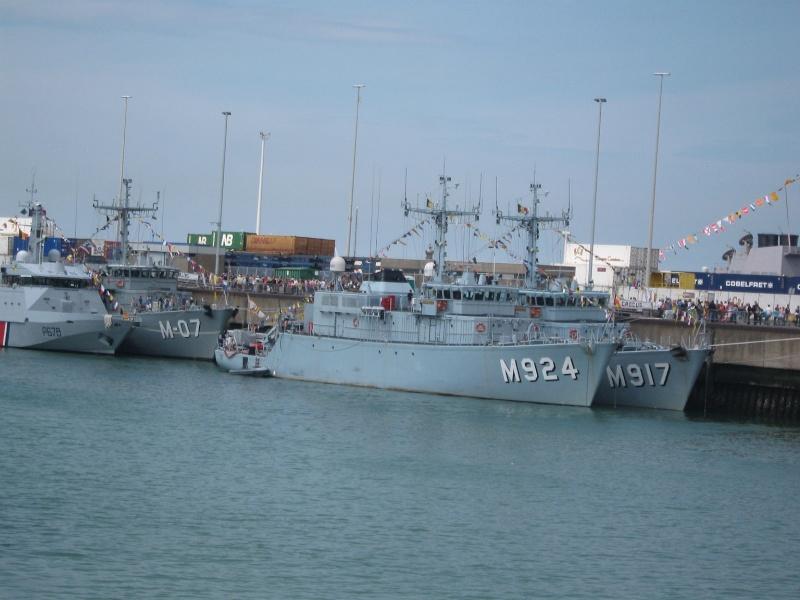 Portes ouvertes 2011 - Navy Days Zeebrugge 2011   - Page 3 Img_0420