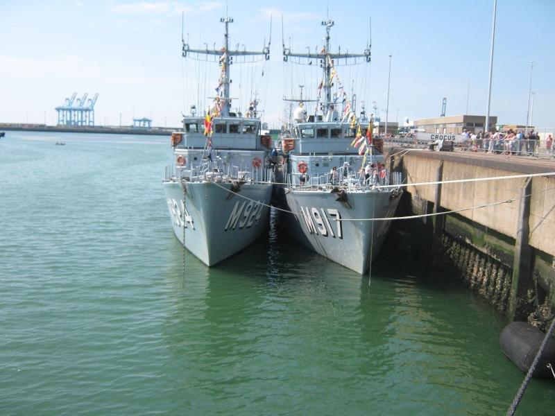Portes ouvertes 2011 - Navy Days Zeebrugge 2011   - Page 3 Img_0422