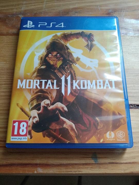[VENDU]Mortal Kombat 11 PS4 Mk1110