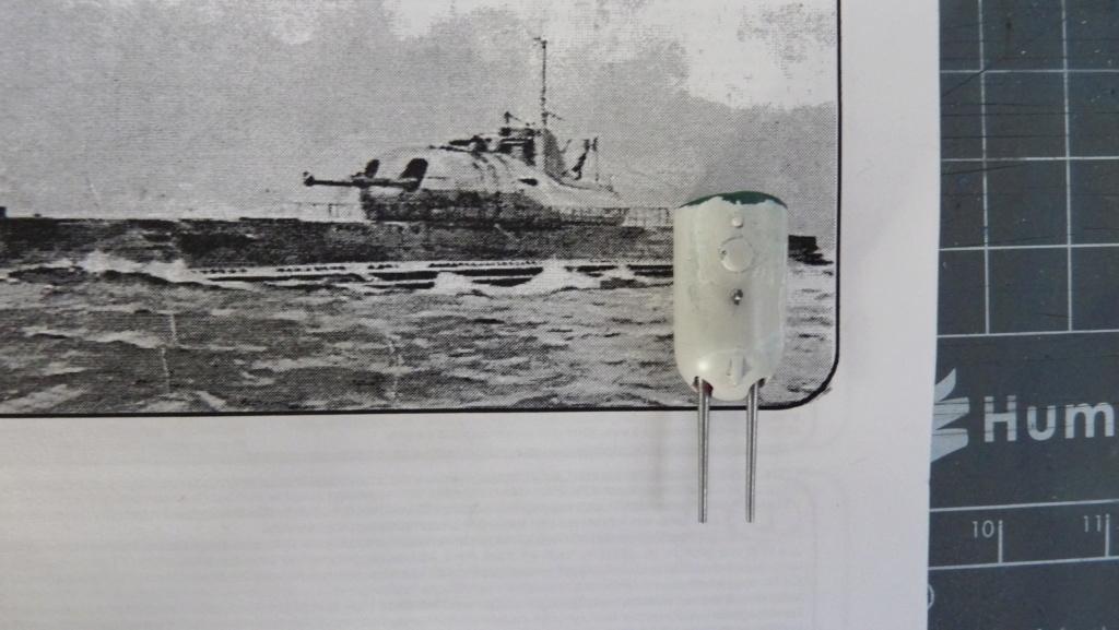 Croiseur sous-marin SURCOUF 1/400ème Réf f 81014 P1270513