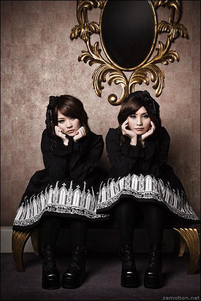 .... Sujet tant attendu : Le Gothic Lolita ..... 12443010