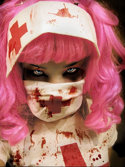 Horror Lolita quand l'Horror envahit le lolita! Horror10