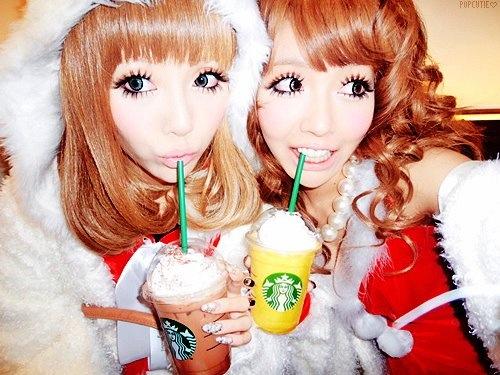 *** Les Gyarus aussi fêtent Noël! *** Img_0016