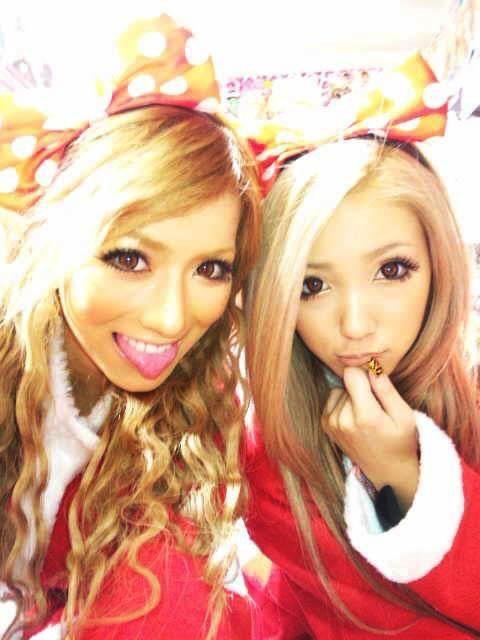 *** Les Gyarus aussi fêtent Noël! *** Img_0017