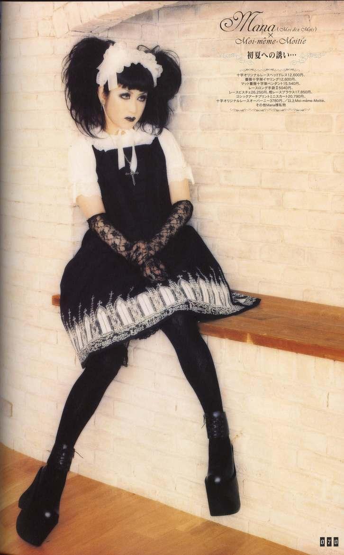 .... Sujet tant attendu : Le Gothic Lolita ..... Mana_210