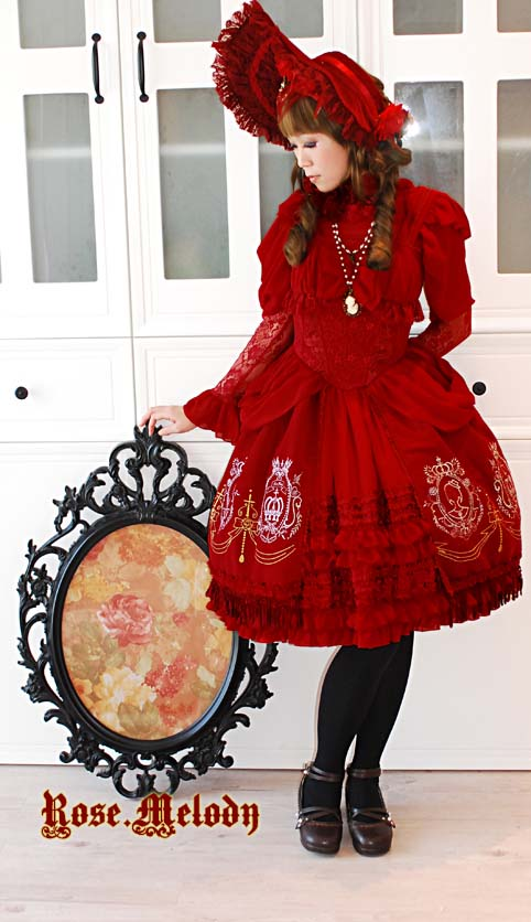 .... Sujet tant attendu : Le Gothic Lolita ..... Rmse0012