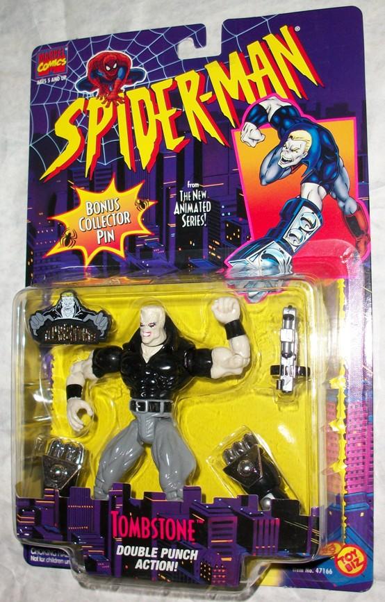 Spider-Man/The Animated Serie (Toy Biz) 1994-1996  Animat10