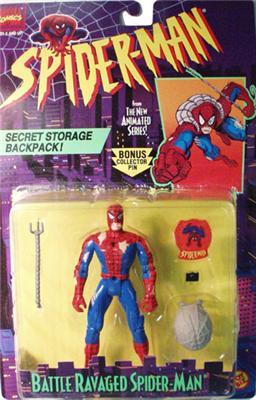 Spider-Man/The Animated Serie (Toy Biz) 1994-1996  Battle10