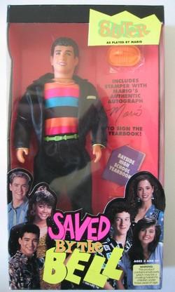 Sauvés par le Gong/ Saved by the Bell (1992) Tiger Bellsl10