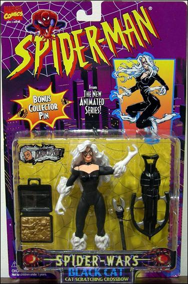Spider-Man/The Animated Serie (Toy Biz) 1994-1996  Blackc10