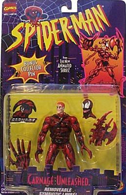 Spider-Man/The Animated Serie (Toy Biz) 1994-1996  Carnag11