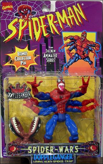 Spider-Man/The Animated Serie (Toy Biz) 1994-1996  Dopple10