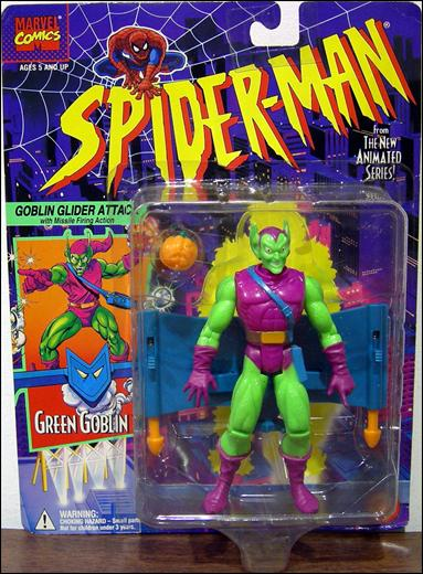 Spider-Man/The Animated Serie (Toy Biz) 1994-1996  Green_10