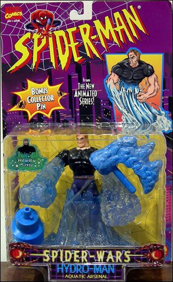 Spider-Man/The Animated Serie (Toy Biz) 1994-1996  Hydrom10