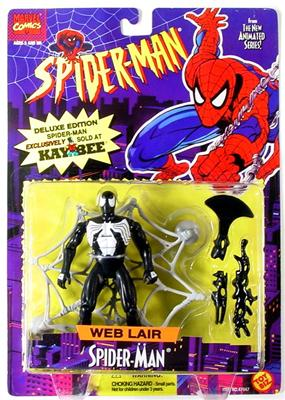 Spider-Man/The Animated Serie (Toy Biz) 1994-1996  Kbexcl10