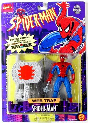 Spider-Man/The Animated Serie (Toy Biz) 1994-1996  Kbexcl11