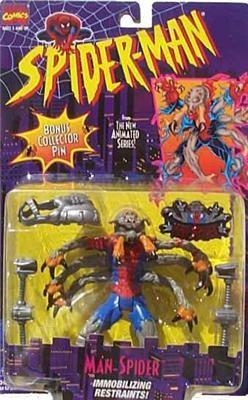 Spider-Man/The Animated Serie (Toy Biz) 1994-1996  Manspi10