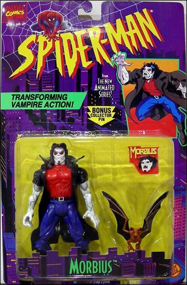 Spider-Man/The Animated Serie (Toy Biz) 1994-1996  Morbiu10