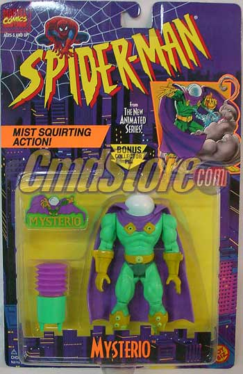 Spider-Man/The Animated Serie (Toy Biz) 1994-1996  Myster10