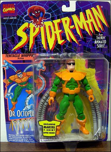 Spider-Man/The Animated Serie (Toy Biz) 1994-1996  Octopu10