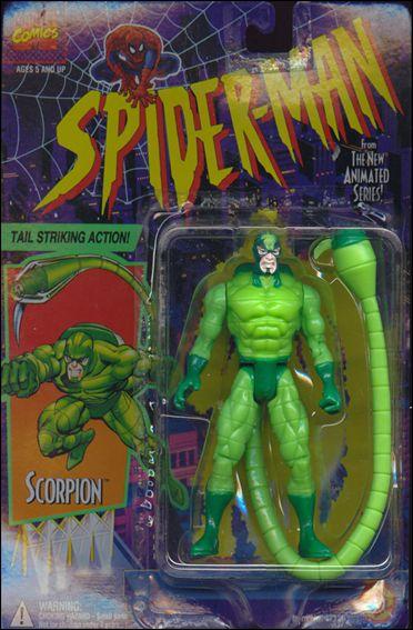 Spider-Man/The Animated Serie (Toy Biz) 1994-1996  Scorpi10